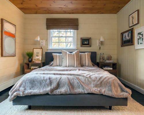 Idées Intérieures Rustiques Chambres