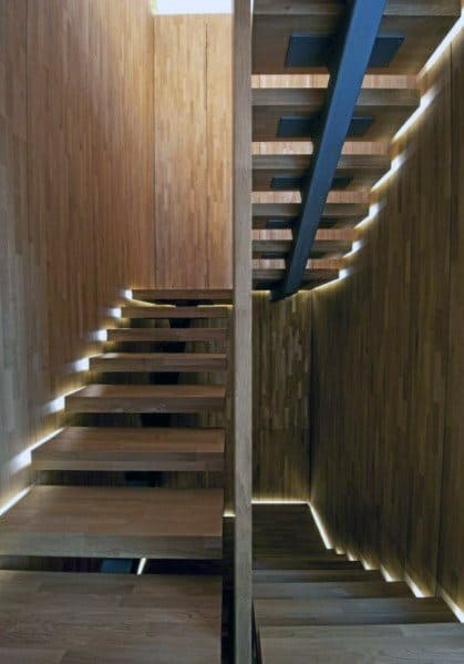 Interior Ideas Staircase Lighting
