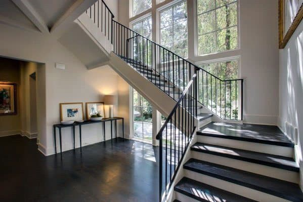 Interior Ideas Staircase Railing Metal
