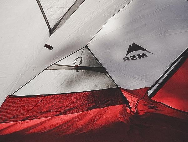 Interior Msr Hubba Tour 3 Tent