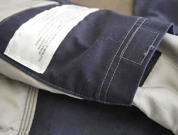 Interior Pocket Closed Fire Resistant Full Swing Quick Duck Jacket
