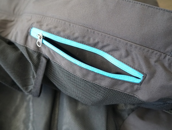 Interior Tobe Novo Zipper Pocket