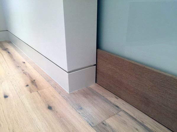 Interior Trim Modern Baseboard Ideas