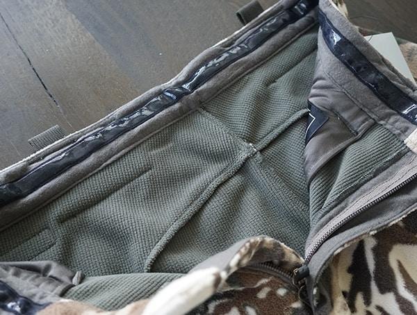 Interior Walls Pro Series Xelerator Hunting Pant Lining
