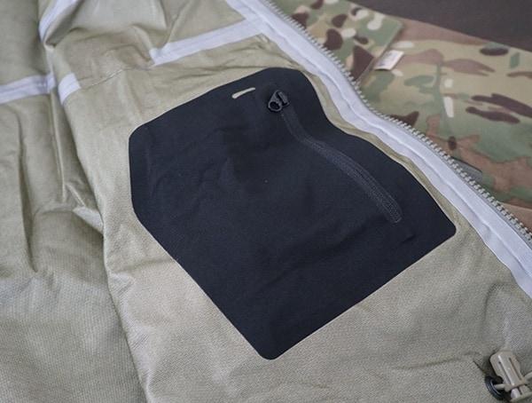 Interior Zippered Pocket Closed Otte Gear Patrol Parka
