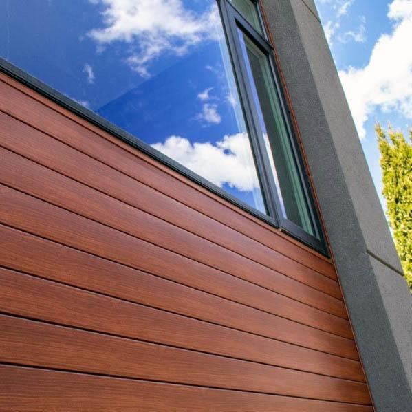 Ipe Wood Board Exterior Designs House Sidings