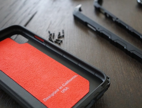 Iphone Sx X Element Case Black Ops Eleite Install