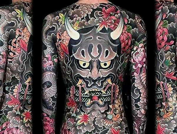 Irezumi Japanese Tattoos History
