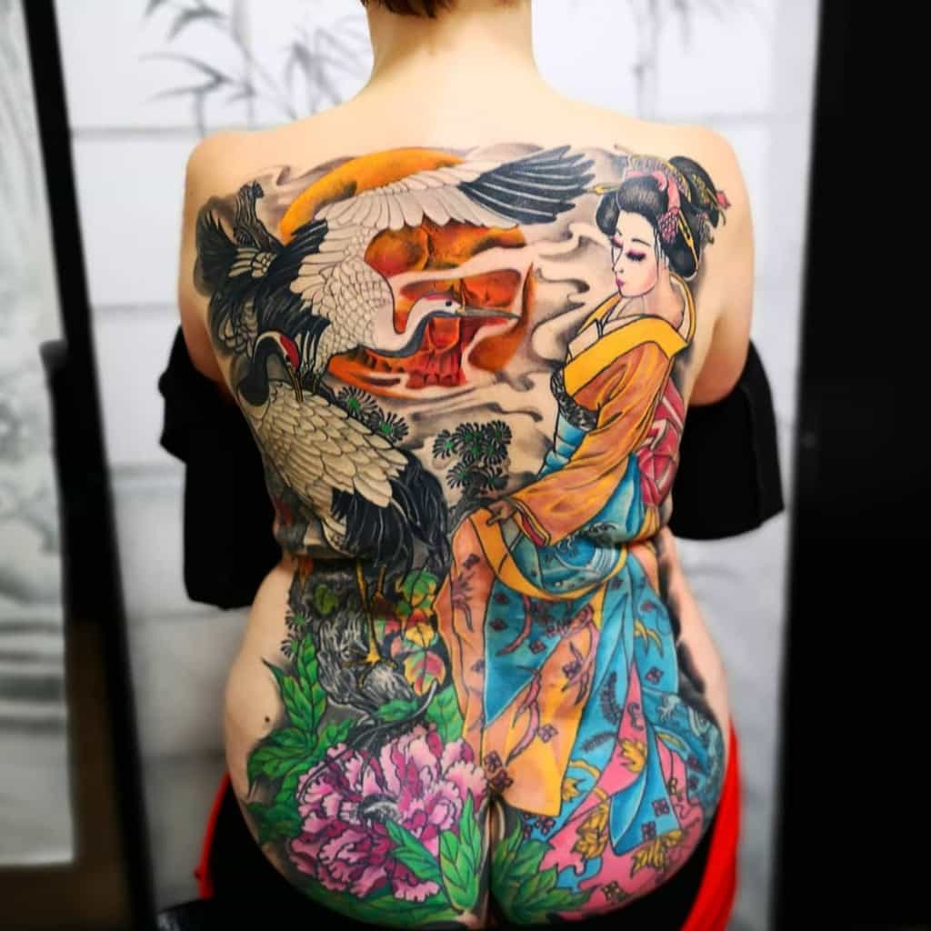 irezumi-oriental-geisha-water-tattoo