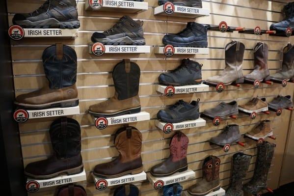 Irish Setter Mens Shoes Shot Show 2018