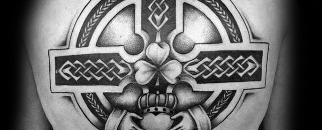 70 Irish Tattoos For Men – Ireland Inspired Design Ideas