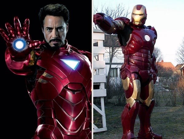 Iron Man Best Male Halloween Costume Ideas