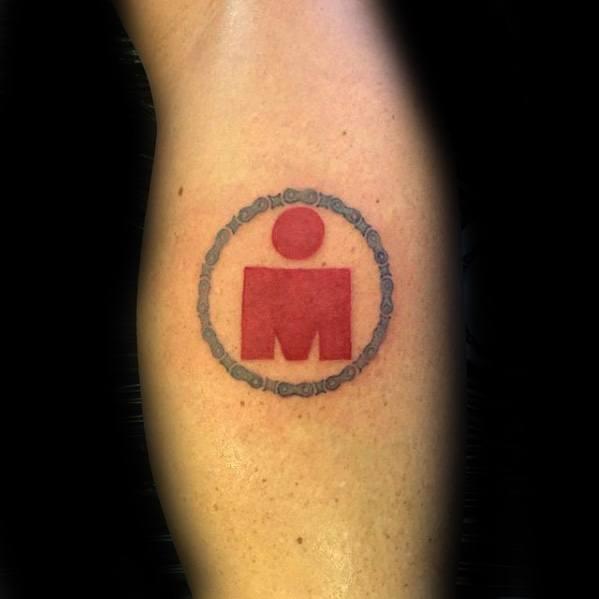 Ironman Mens Tattoo Designs