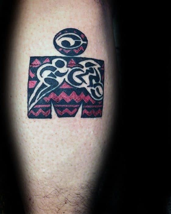 Ironman Tattoos Male
