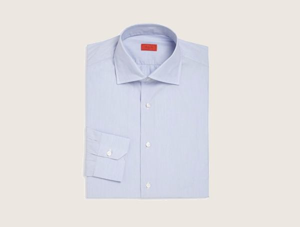 Isaia Best Quality Mens Dress Shirts