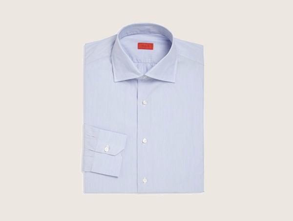 Isaia Best Quality Mens Dress Shirts