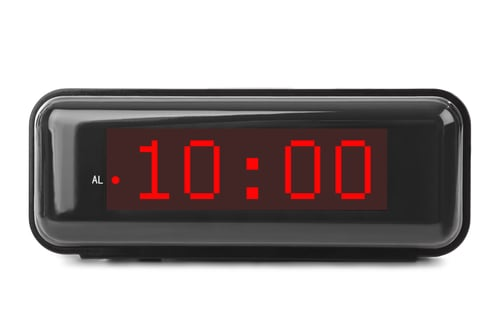 Ivee Flex Voice-Activated Clock Radio