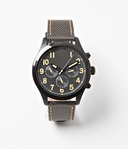 Iwc Iw501901 Big Pilot Top Gun Black Dial Automatic Power Reserve Cool Watches For Men