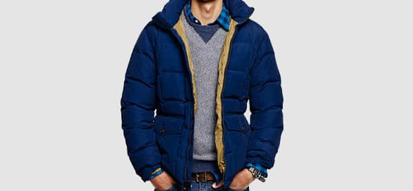 J Crew Dacota Down Men's Jackets