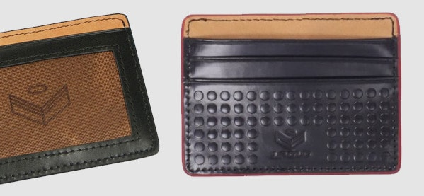 J. Fold Altrus Card Case For Men