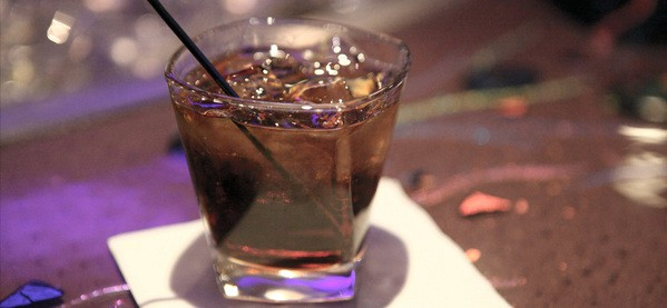 Jack and Coke Alcohol Drinks
