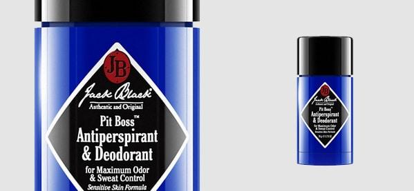 Jack Black Pit Boss Antiperspirant For Men With Sensitive Skin