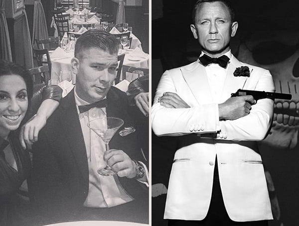 James Bond 007 Best Halloween Costumes For Men