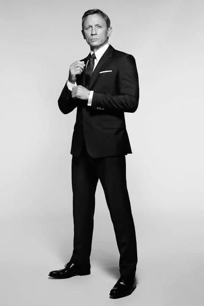 James Bond Classy Short Hair For Guys