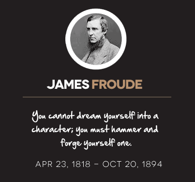 James Foude Quotes