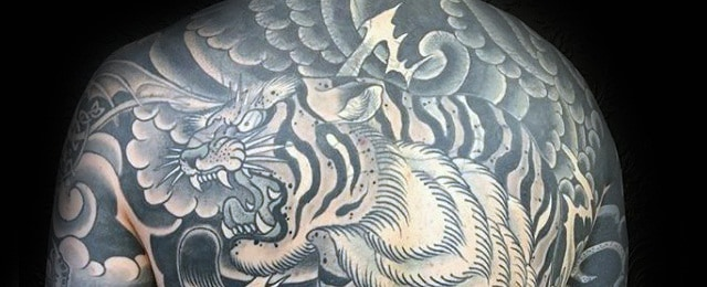 Japanese Cloud Tattoo Designs For Men