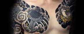 60 Japanese Frog Tattoo Ideas For Men – Amphibian Designs