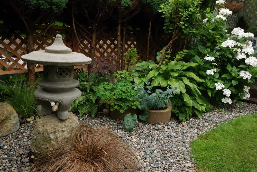 japanese garden shade garden ideas