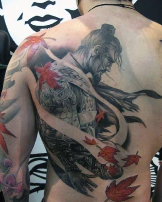 Top 61 Best Samurai Tattoo Ideas 2020 Inspiration Guide