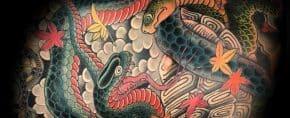 80 Japanese Snake Tattoo Design For Men – Cool Ink Ideas