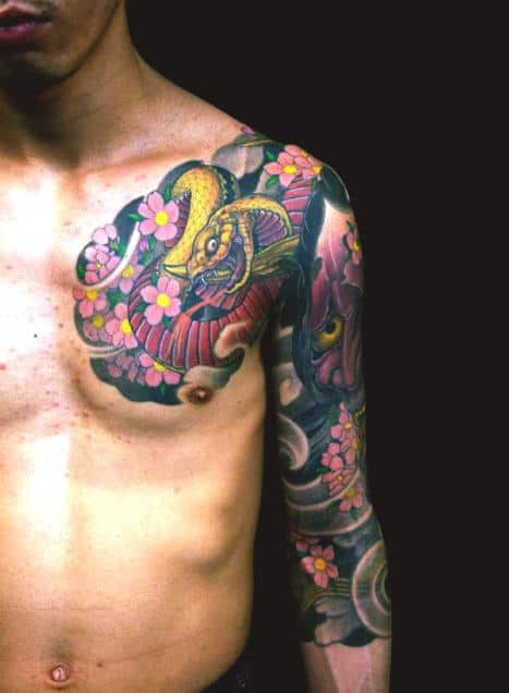 Japanese Tattoo Art For Men