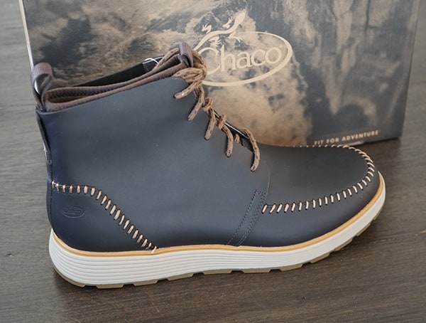 Java Chaco Dixon High Boots For Men