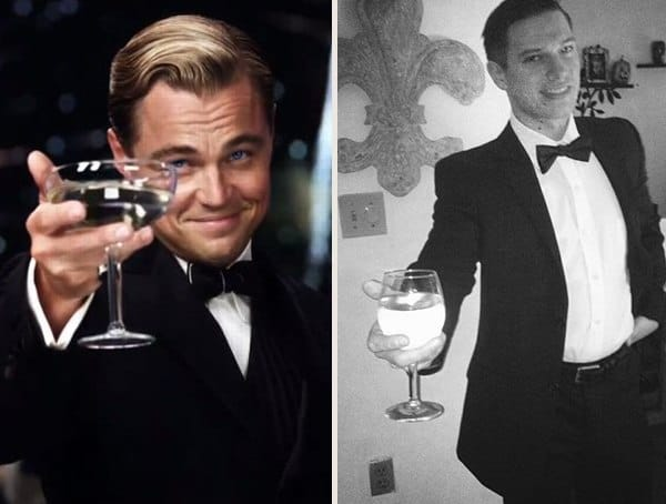 Jay Gatsby The Great Gatsby Best Sexy Mens Halloween Costume Ideas  sc 1 st  Next Luxury : black and white halloween costumes  - Germanpascual.Com