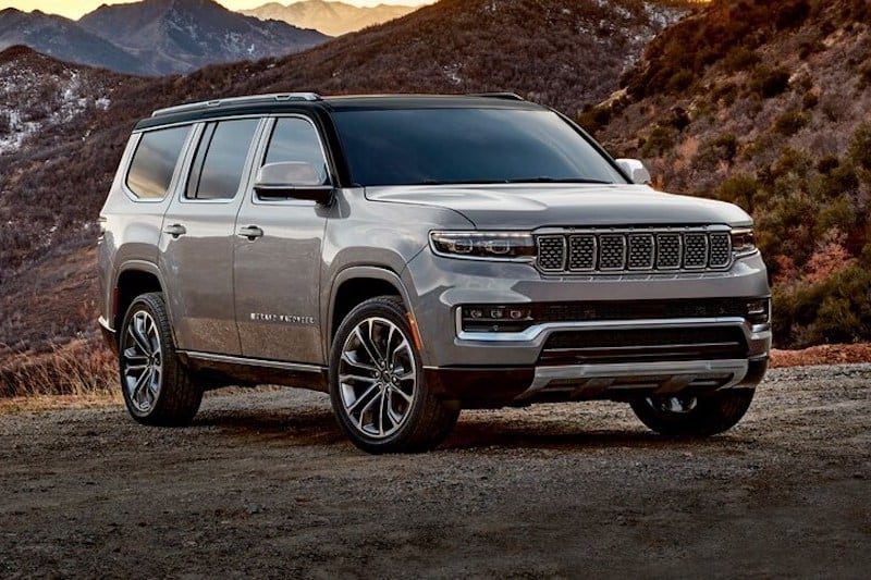 The All-New Jeep Grand Wagoneer is the Ultimate Luxury SUV