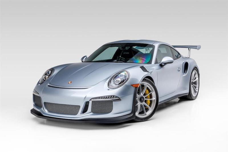 Jerry Seinfeld's Tricked Out Porsche 911 GT3 RS Is Up for Auction