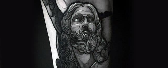 Top 101 Jesus Tattoo Ideas – [2021 Inspiration Guide]