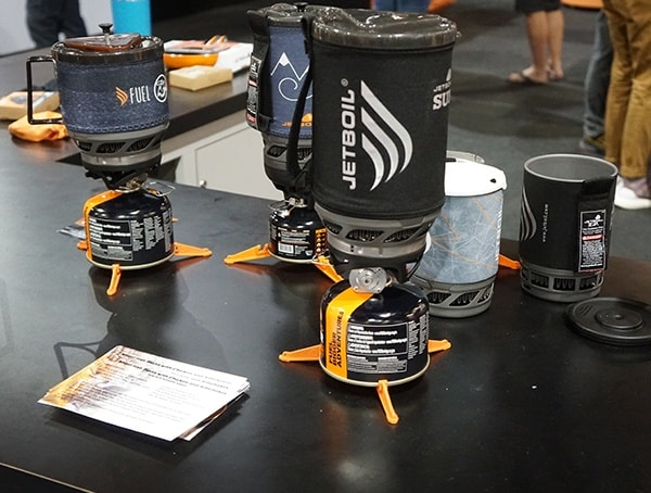 Jetboil Camping Stoves