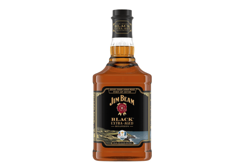 Jim Beam Black Releases Limited Edition Ryder Cup Bottle