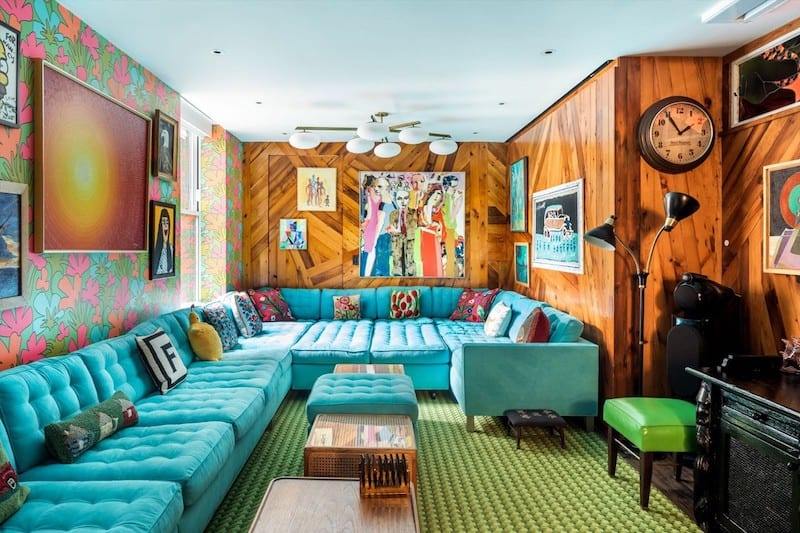 Jimmy Fallon's Playful NY Triplex Apartment on the Market