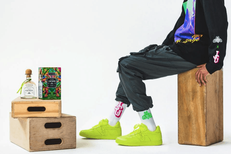 Patron Tequila Celebrates the Intersection Between Streetwear and Street Art