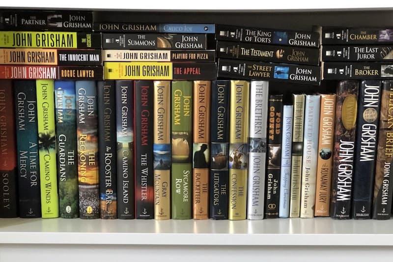 The 10 Best John Grisham Books of All Time