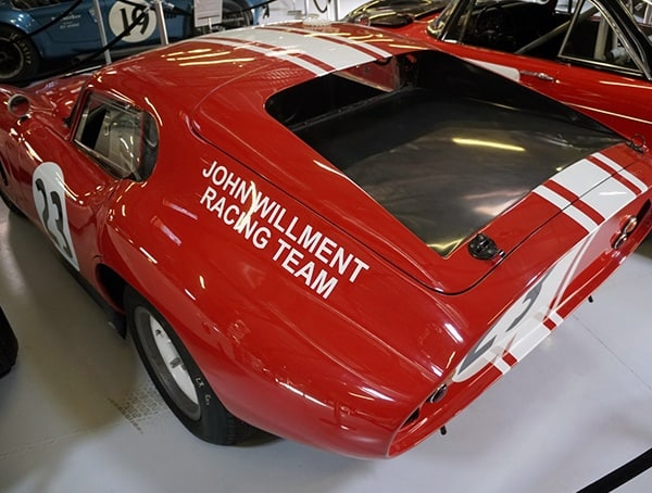 John Willment Racing Team