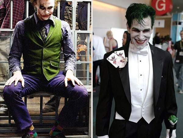 Joker Best Halloween Costume Ideas For Men