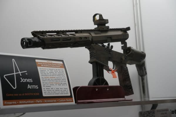 Jones Arms Shot Show 2018