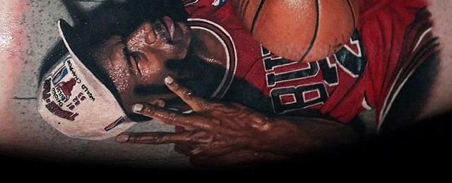 Jordan Tattoos For Men