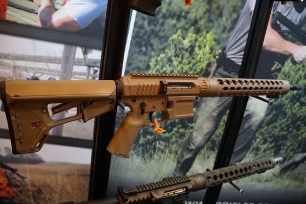 Jp Enterprises Custom Rifle
